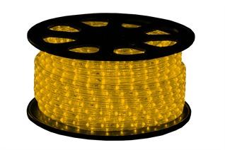 Lichtslang led geel/amber (UITVERKOCHT)