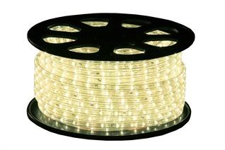 Lichtslang led warm wit 50mtr